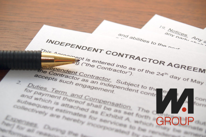 EPL: 3rd Party Liability, Independent Contractors - WA Group