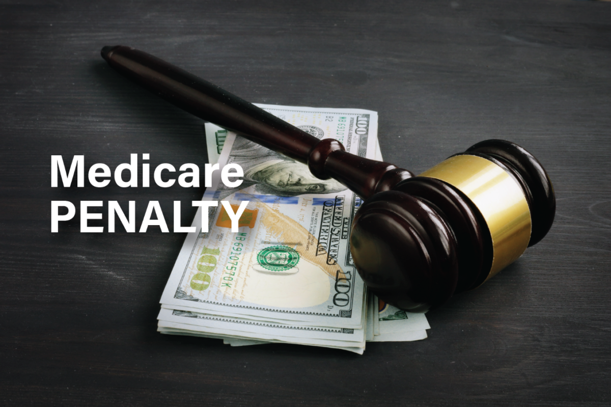 Is there a Penalty for not Signing up for Medicare?